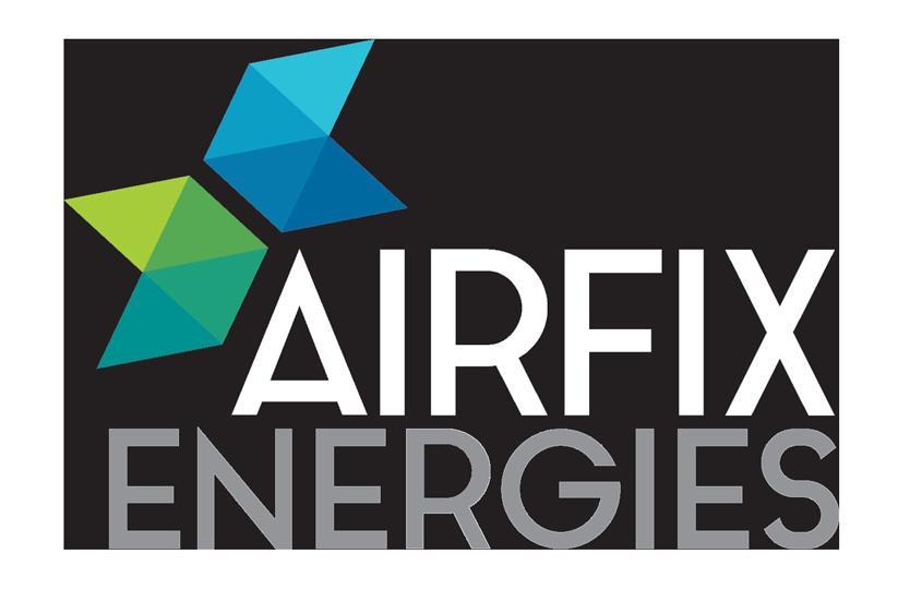 Logo Airfix Energies, chauffage et climatisation à Nantes et Cholet