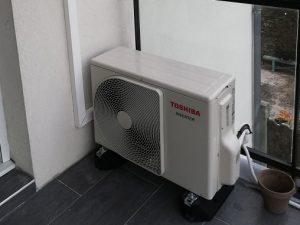 Installation de climatisation en appartement par Airfix Energies, frigoriste à Nantes et Cholet